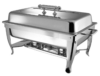 How To Assemble A Chafing Dish